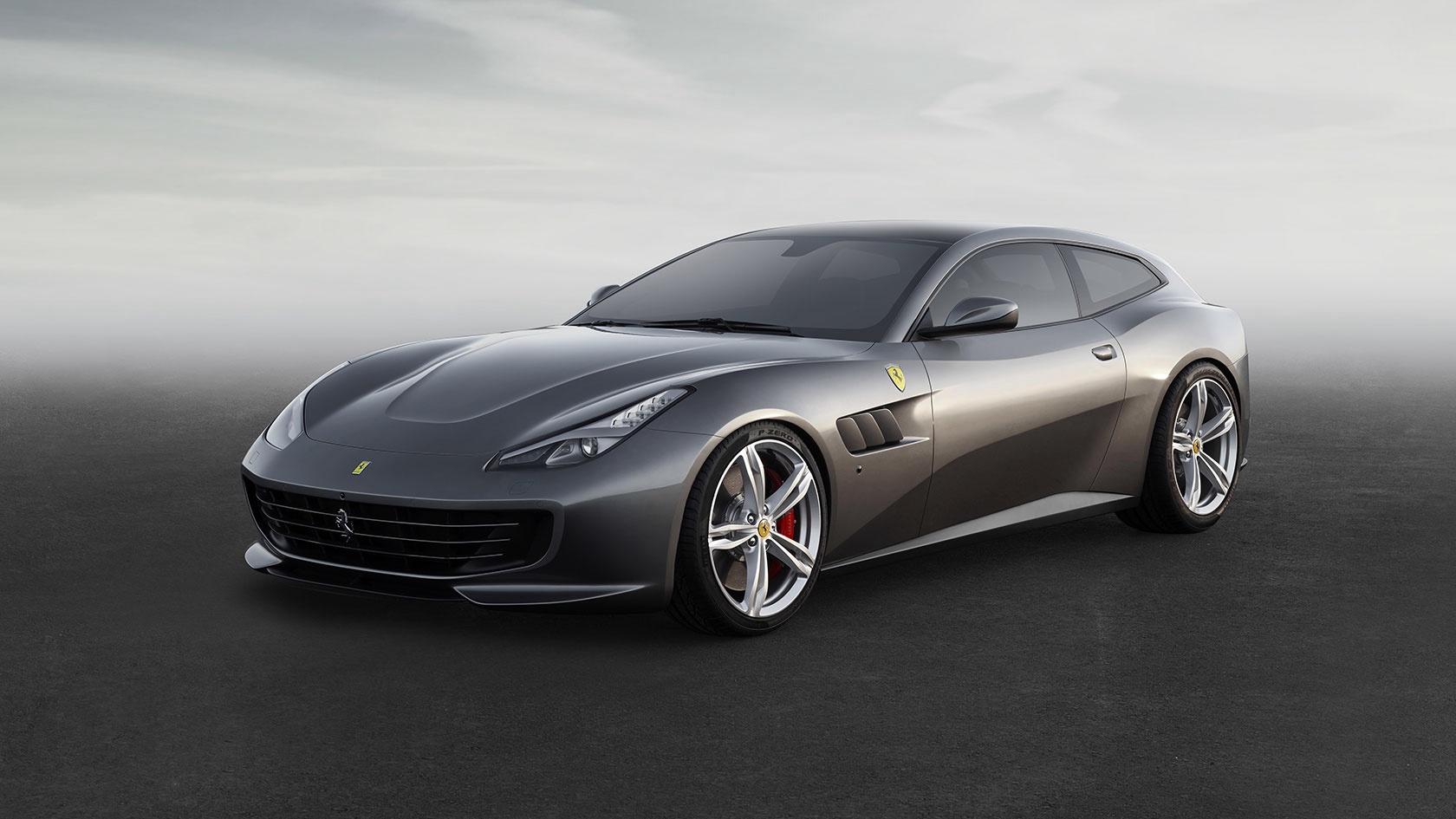 New 2020 Ferrari GTC4LUSSO for sale Call for price at Alfa Romeo of Westport in Westport CT 06880 1