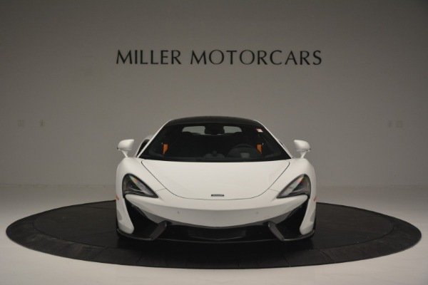 Used 2018 McLaren 570S Track Pack for sale Sold at Alfa Romeo of Westport in Westport CT 06880 12