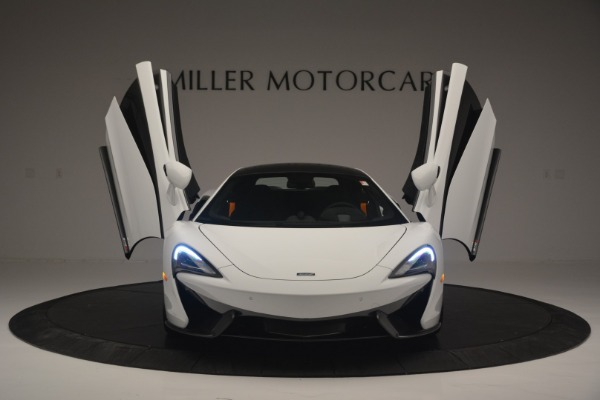 Used 2018 McLaren 570S Track Pack for sale Sold at Alfa Romeo of Westport in Westport CT 06880 13