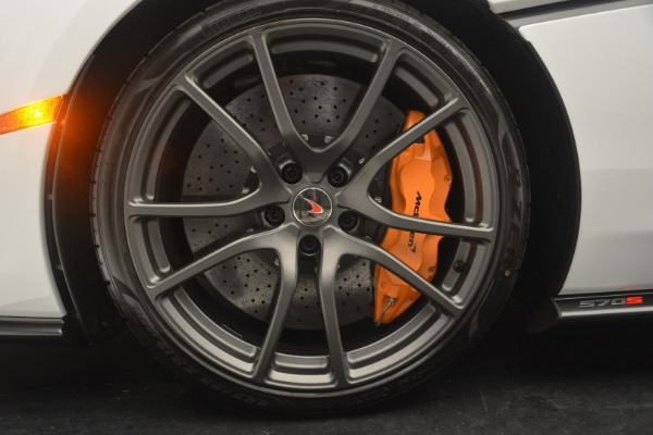 Used 2018 McLaren 570S Track Pack for sale Sold at Alfa Romeo of Westport in Westport CT 06880 15