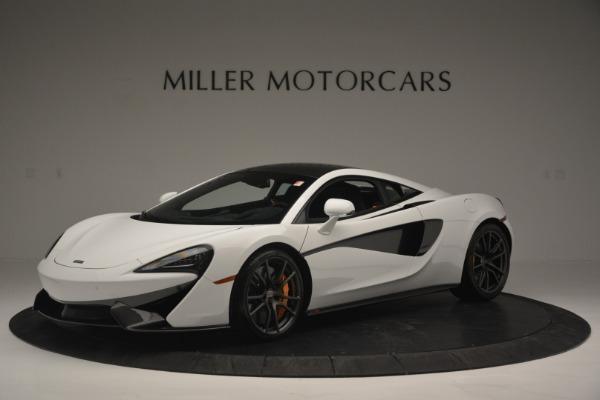 Used 2018 McLaren 570S Track Pack for sale Sold at Alfa Romeo of Westport in Westport CT 06880 2