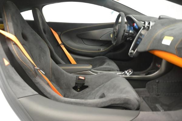 Used 2018 McLaren 570S Track Pack for sale Sold at Alfa Romeo of Westport in Westport CT 06880 21