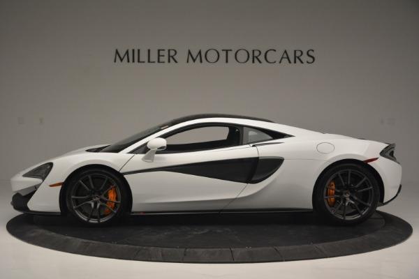 Used 2018 McLaren 570S Track Pack for sale Sold at Alfa Romeo of Westport in Westport CT 06880 3