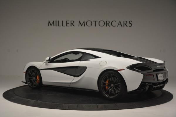 Used 2018 McLaren 570S Track Pack for sale Sold at Alfa Romeo of Westport in Westport CT 06880 4