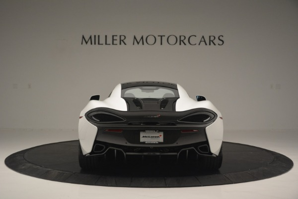 Used 2018 McLaren 570S Track Pack for sale Sold at Alfa Romeo of Westport in Westport CT 06880 6