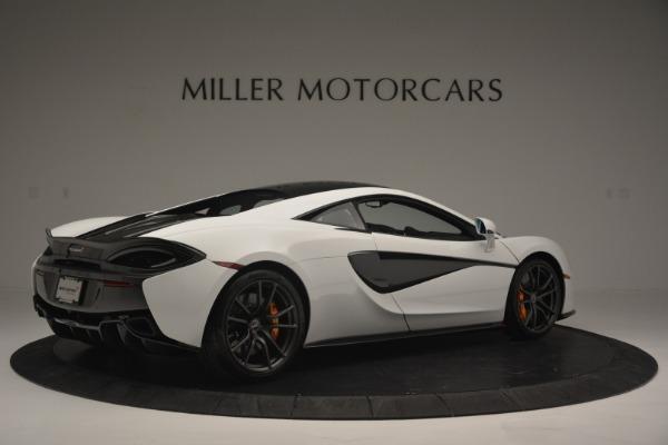 Used 2018 McLaren 570S Track Pack for sale Sold at Alfa Romeo of Westport in Westport CT 06880 8