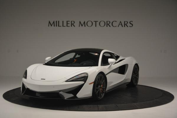 Used 2018 McLaren 570S Track Pack for sale Sold at Alfa Romeo of Westport in Westport CT 06880 1