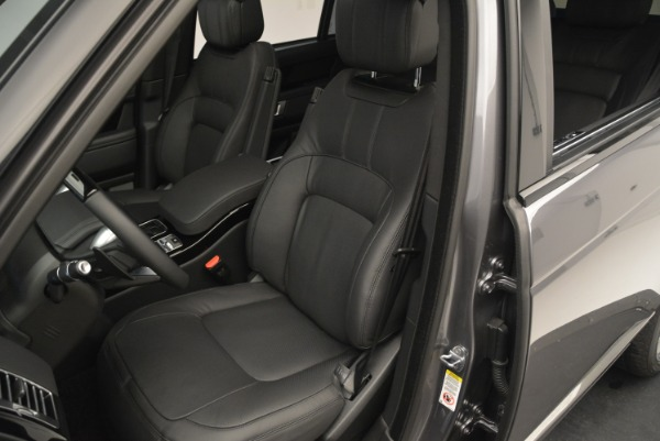 Used 2018 Land Rover Range Rover Supercharged LWB for sale Sold at Alfa Romeo of Westport in Westport CT 06880 19