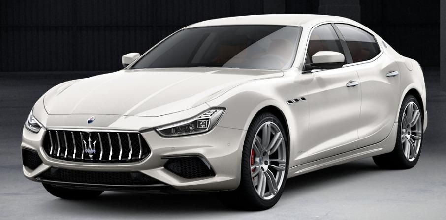 New 2018 Maserati Ghibli S Q4 GranSport for sale Sold at Alfa Romeo of Westport in Westport CT 06880 1