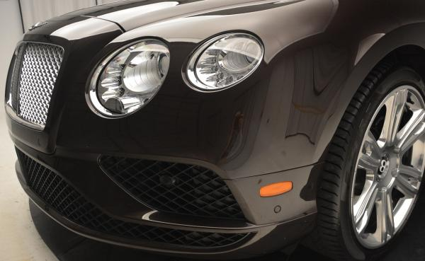 Used 2016 Bentley Continental GT W12 for sale Sold at Alfa Romeo of Westport in Westport CT 06880 14