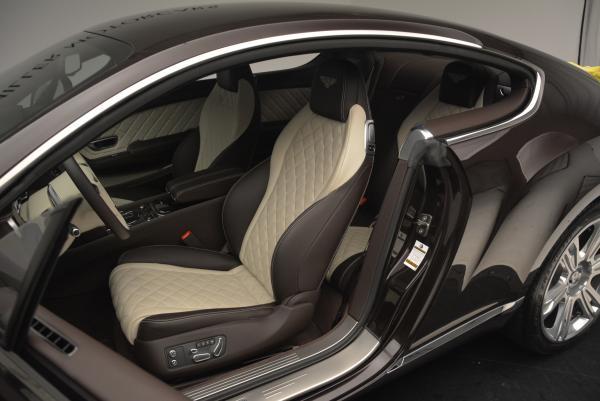 Used 2016 Bentley Continental GT W12 for sale Sold at Alfa Romeo of Westport in Westport CT 06880 24