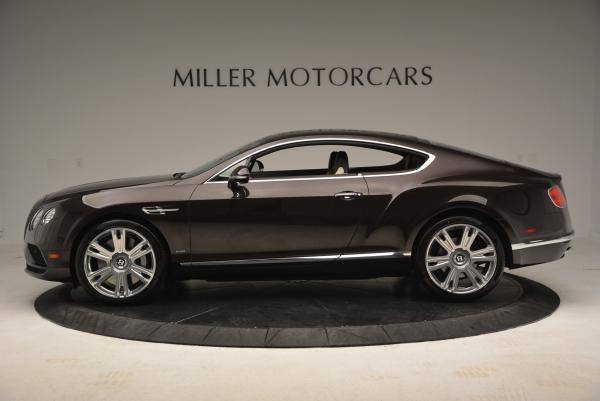 Used 2016 Bentley Continental GT W12 for sale Sold at Alfa Romeo of Westport in Westport CT 06880 3