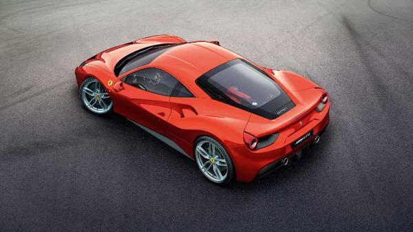 New 2019 Ferrari 488 GTB for sale Sold at Alfa Romeo of Westport in Westport CT 06880 2