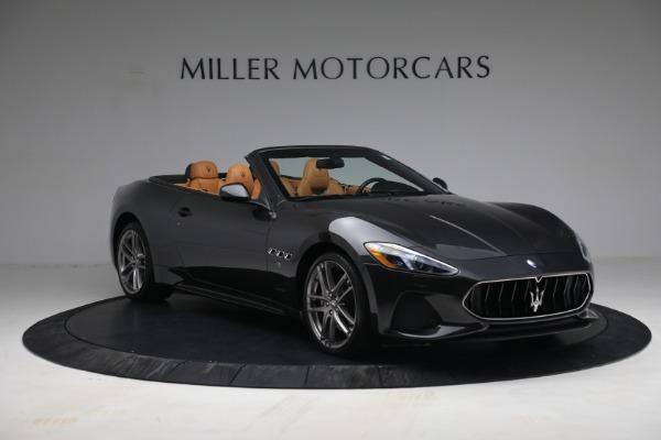 Used 2018 Maserati GranTurismo Sport for sale Call for price at Alfa Romeo of Westport in Westport CT 06880 11