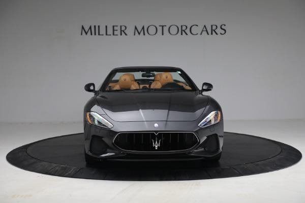 Used 2018 Maserati GranTurismo Sport for sale Call for price at Alfa Romeo of Westport in Westport CT 06880 12