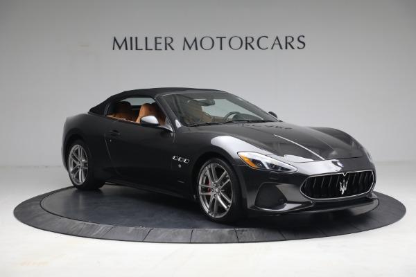 Used 2018 Maserati GranTurismo Sport for sale Call for price at Alfa Romeo of Westport in Westport CT 06880 14