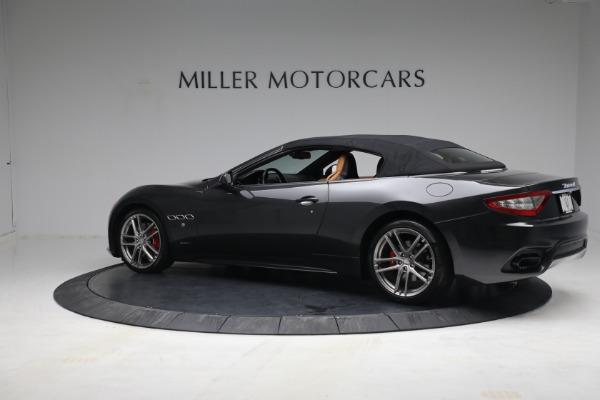 Used 2018 Maserati GranTurismo Sport for sale Call for price at Alfa Romeo of Westport in Westport CT 06880 17