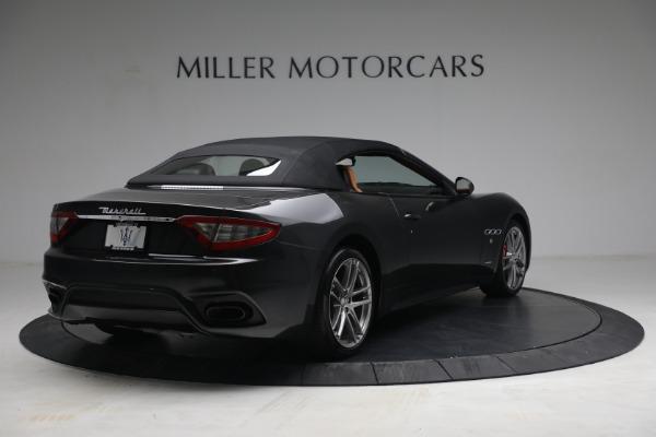 Used 2018 Maserati GranTurismo Sport for sale Call for price at Alfa Romeo of Westport in Westport CT 06880 18