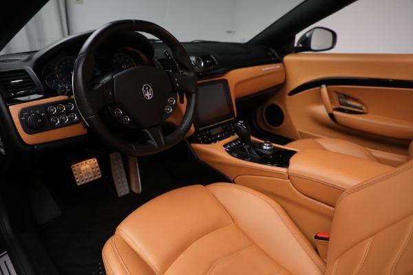 Used 2018 Maserati GranTurismo Sport for sale Call for price at Alfa Romeo of Westport in Westport CT 06880 20
