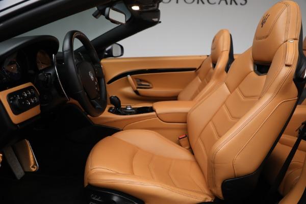 Used 2018 Maserati GranTurismo Sport for sale Call for price at Alfa Romeo of Westport in Westport CT 06880 21