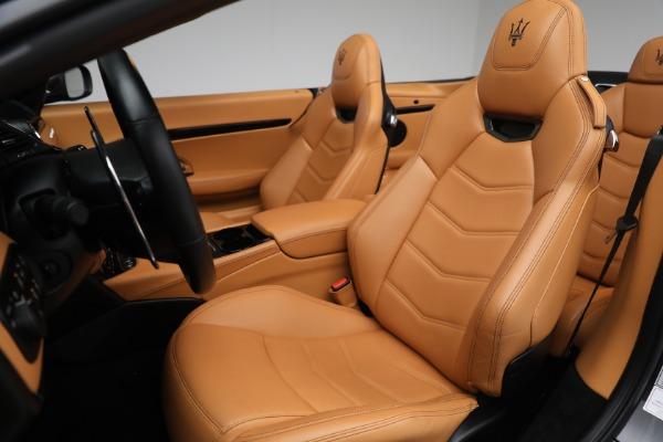 Used 2018 Maserati GranTurismo Sport for sale Call for price at Alfa Romeo of Westport in Westport CT 06880 22