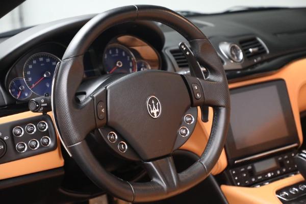 Used 2018 Maserati GranTurismo Sport for sale Call for price at Alfa Romeo of Westport in Westport CT 06880 25