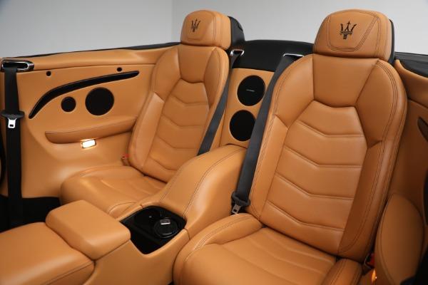 Used 2018 Maserati GranTurismo Sport for sale Call for price at Alfa Romeo of Westport in Westport CT 06880 27