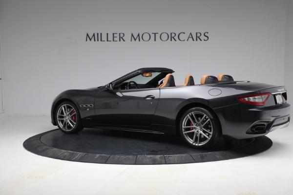 Used 2018 Maserati GranTurismo Sport for sale Call for price at Alfa Romeo of Westport in Westport CT 06880 4