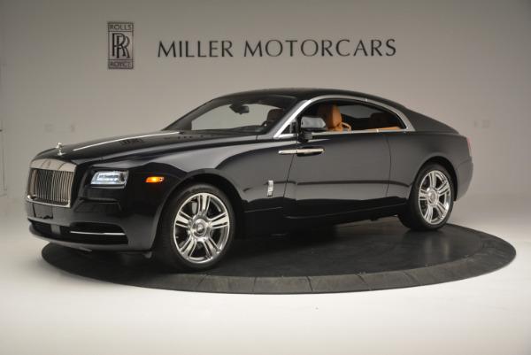 Used 2014 Rolls-Royce Wraith for sale Sold at Alfa Romeo of Westport in Westport CT 06880 2