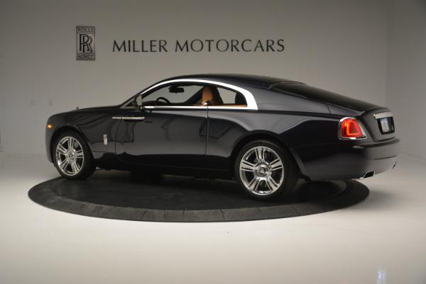 Used 2014 Rolls-Royce Wraith for sale Sold at Alfa Romeo of Westport in Westport CT 06880 4
