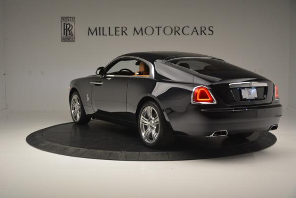 Used 2014 Rolls-Royce Wraith for sale Sold at Alfa Romeo of Westport in Westport CT 06880 5