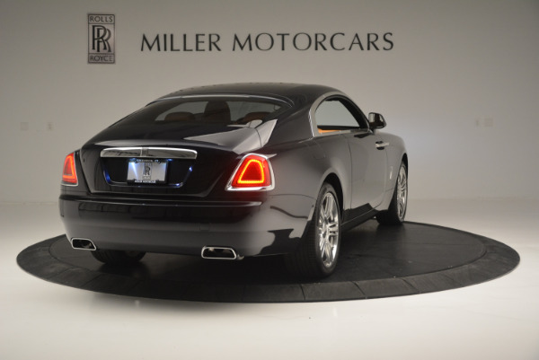 Used 2014 Rolls-Royce Wraith for sale Sold at Alfa Romeo of Westport in Westport CT 06880 7