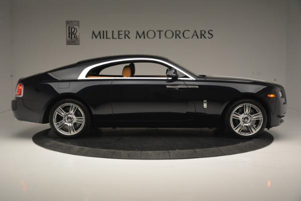 Used 2014 Rolls-Royce Wraith for sale Sold at Alfa Romeo of Westport in Westport CT 06880 9