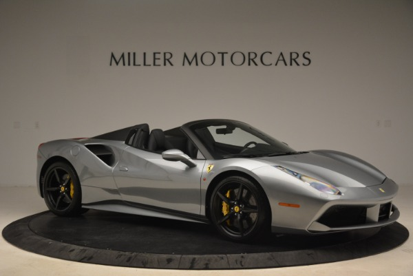 Used 2018 Ferrari 488 Spider for sale $279,900 at Alfa Romeo of Westport in Westport CT 06880 10