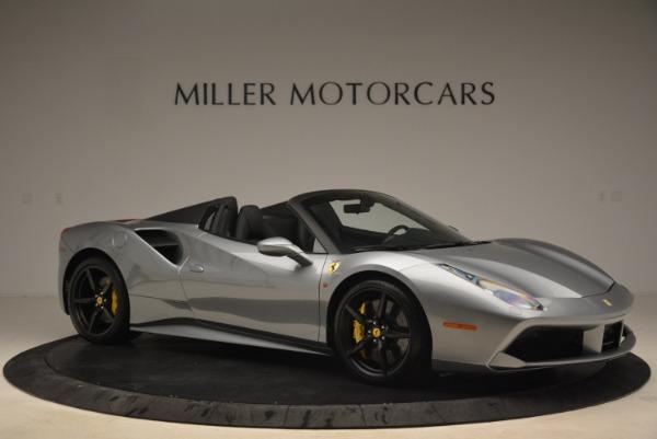 Used 2018 Ferrari 488 Spider for sale $274,900 at Alfa Romeo of Westport in Westport CT 06880 10
