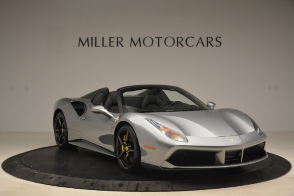 Used 2018 Ferrari 488 Spider for sale $279,900 at Alfa Romeo of Westport in Westport CT 06880 11