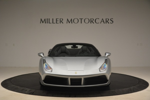 Used 2018 Ferrari 488 Spider for sale $279,900 at Alfa Romeo of Westport in Westport CT 06880 12