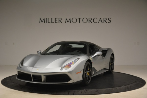 Used 2018 Ferrari 488 Spider for sale $279,900 at Alfa Romeo of Westport in Westport CT 06880 13