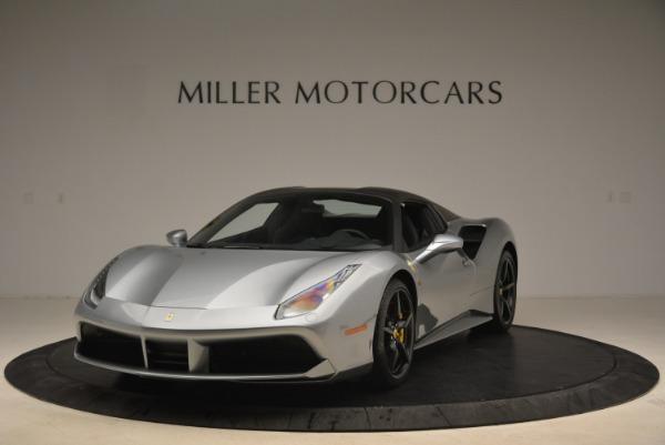 Used 2018 Ferrari 488 Spider for sale $274,900 at Alfa Romeo of Westport in Westport CT 06880 13