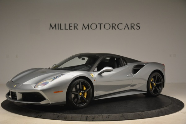 Used 2018 Ferrari 488 Spider for sale $279,900 at Alfa Romeo of Westport in Westport CT 06880 14