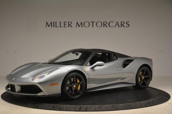 Used 2018 Ferrari 488 Spider for sale $274,900 at Alfa Romeo of Westport in Westport CT 06880 14