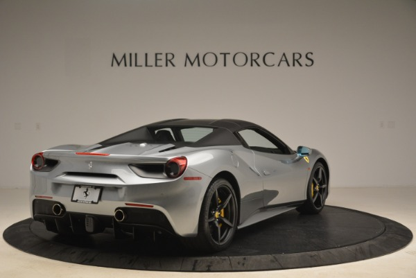 Used 2018 Ferrari 488 Spider for sale $279,900 at Alfa Romeo of Westport in Westport CT 06880 19