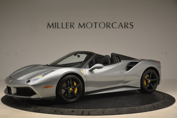 Used 2018 Ferrari 488 Spider for sale $279,900 at Alfa Romeo of Westport in Westport CT 06880 2