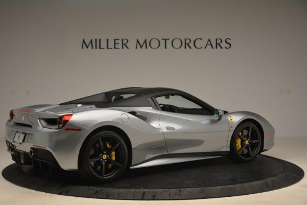 Used 2018 Ferrari 488 Spider for sale $274,900 at Alfa Romeo of Westport in Westport CT 06880 20