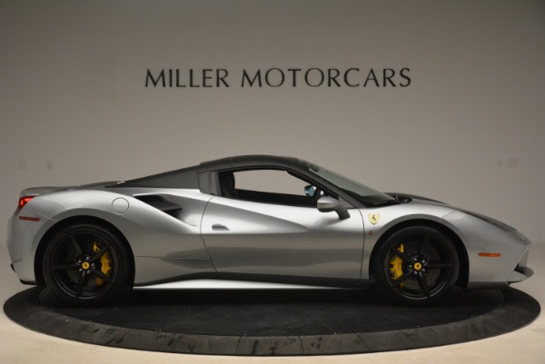 Used 2018 Ferrari 488 Spider for sale $279,900 at Alfa Romeo of Westport in Westport CT 06880 21