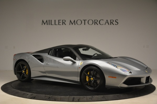 Used 2018 Ferrari 488 Spider for sale $279,900 at Alfa Romeo of Westport in Westport CT 06880 22