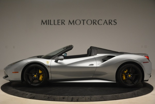 Used 2018 Ferrari 488 Spider for sale $279,900 at Alfa Romeo of Westport in Westport CT 06880 3