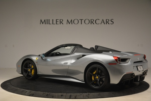 Used 2018 Ferrari 488 Spider for sale $279,900 at Alfa Romeo of Westport in Westport CT 06880 4