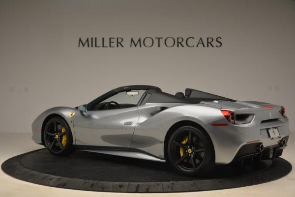 Used 2018 Ferrari 488 Spider for sale $274,900 at Alfa Romeo of Westport in Westport CT 06880 4