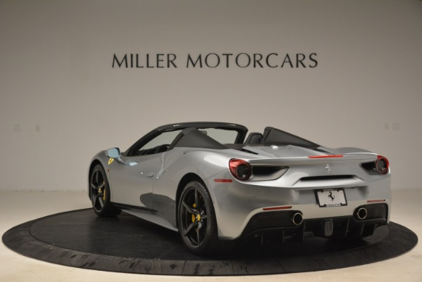Used 2018 Ferrari 488 Spider for sale $279,900 at Alfa Romeo of Westport in Westport CT 06880 5